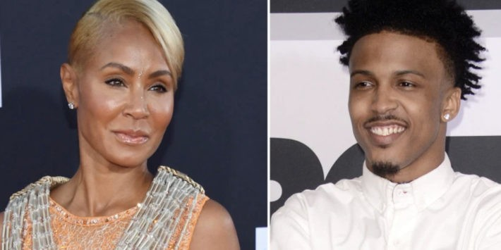 Jada Pinkett Smith nie sa relation avec August Alsina