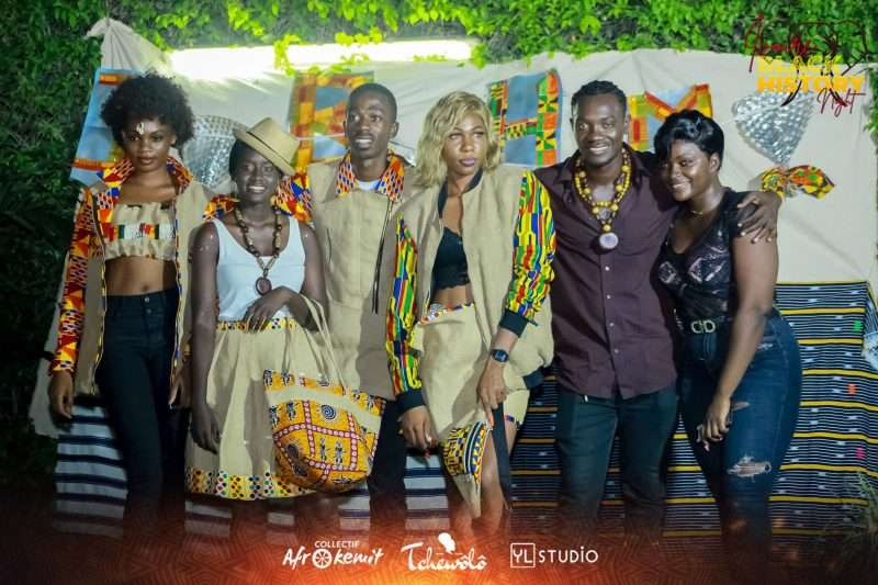 Gala Ivoire Black History Month