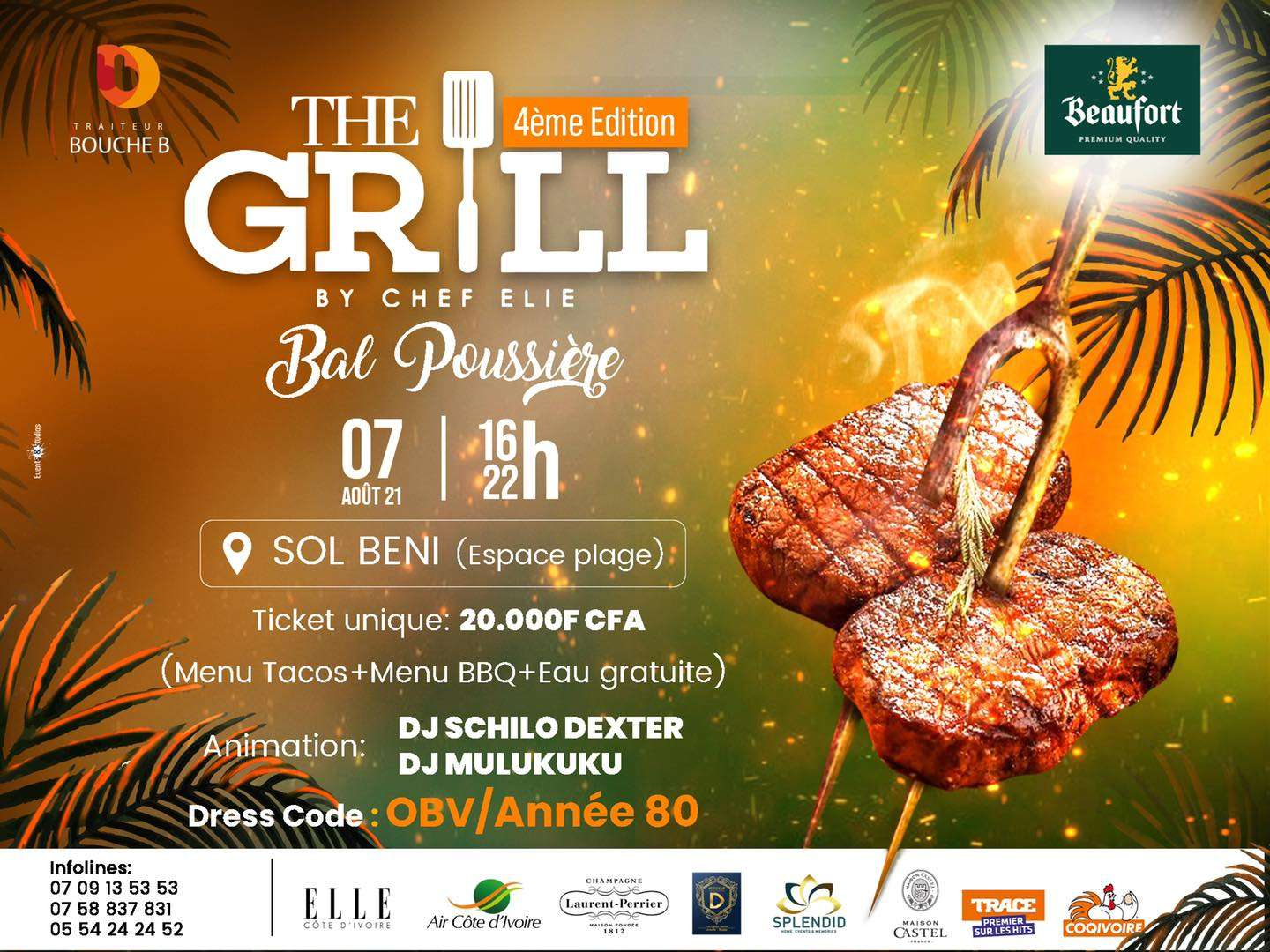 The Grill by Chef Elie
